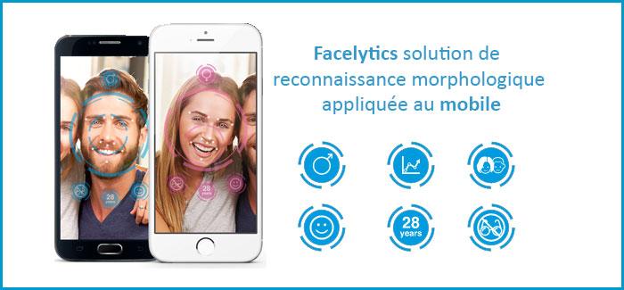 A la Une : Facelytics solution de reconnaissance morphologique appliquée au mobile