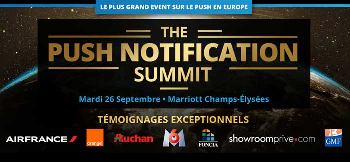 Accengage The Push Notification Summit