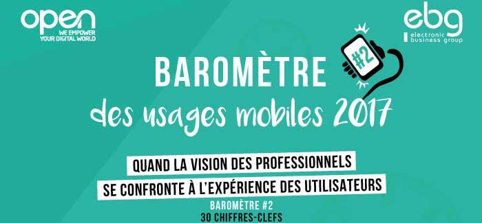A La Une Les Chiffres Cles Usages Mobiles 2017 open ebg testapic