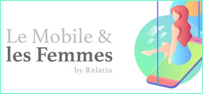 A La Une Le mobile & les Femmes Relatia 2018